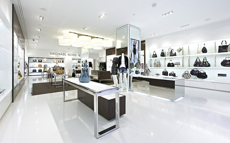 hennessy lighting design levis store