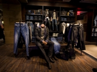 Men's Denim - Lighting Design