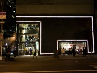 Diesel NYC - 5th Avenue LED Facade Lighting (by others)