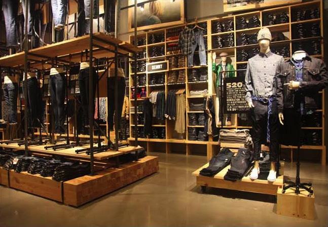 Best lighting for clothing store