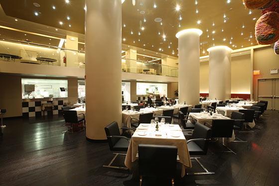 Hennessy Lighting Design Restaurants