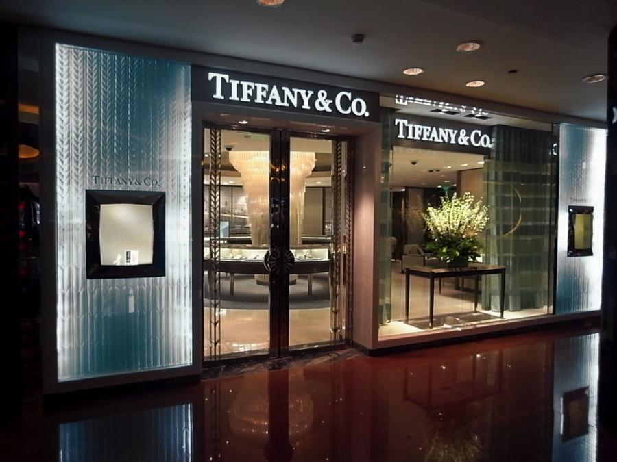 Hennessy Lighting Design Tiffany Beijing